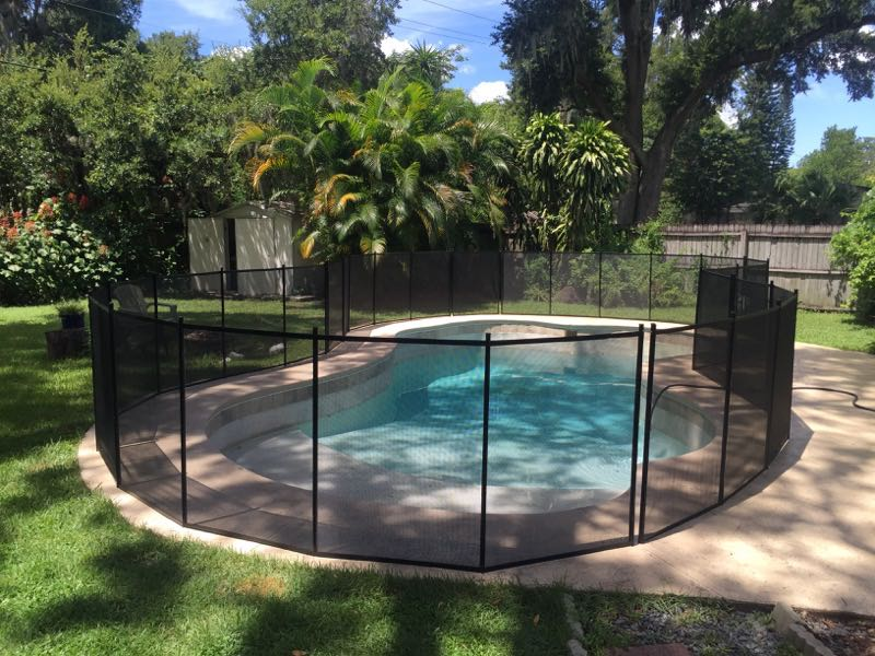 Pool Fence of Mid Florida Lake Wales