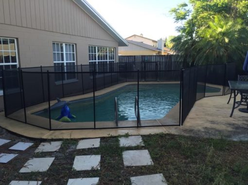 Vero Beach Pool Fence
