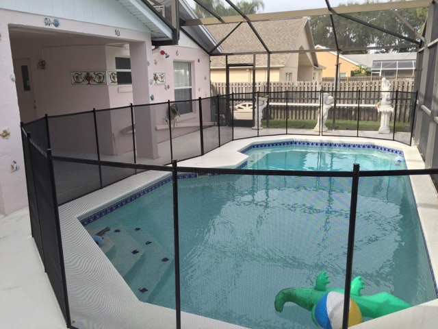 Premium Pool Fence Baby Fellsmere