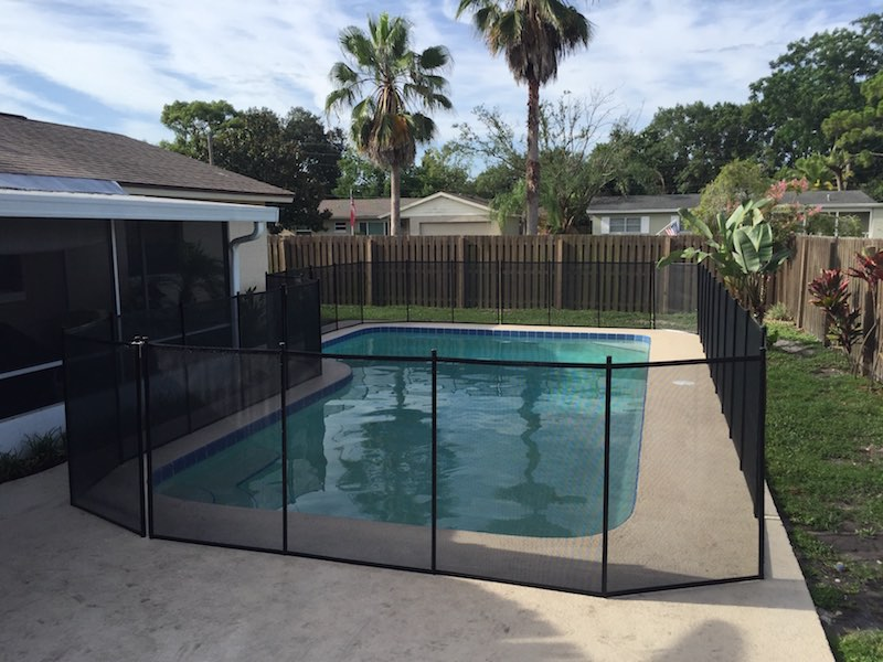 Premium Pool Fence Hobe Sound