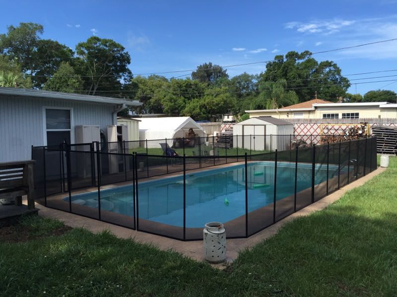 Premium Pool Fence Lakeland