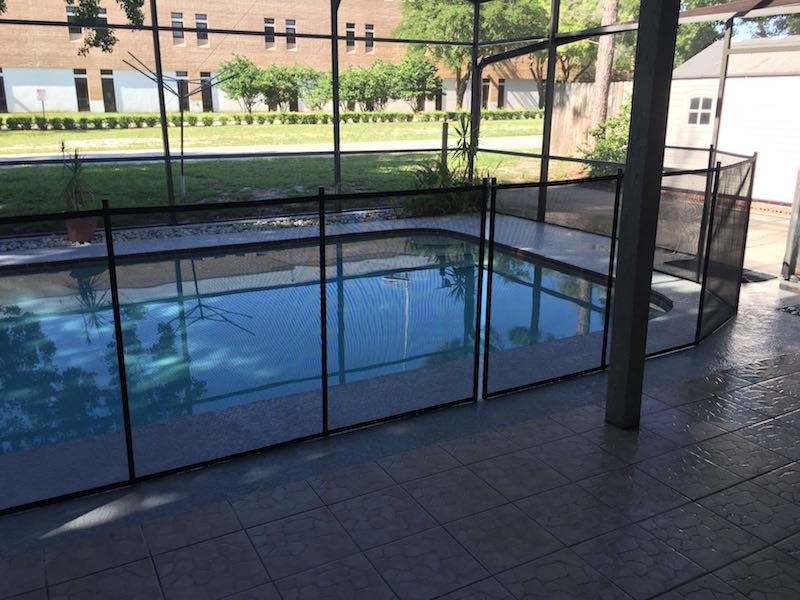 Premium Pool Fence Sebring