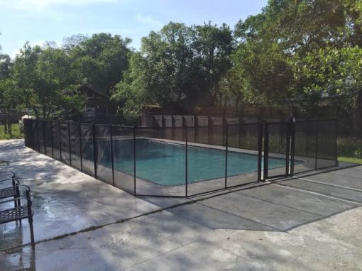 Auburndale Pool Fence
