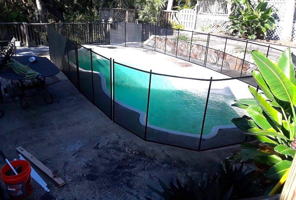 Melbourne Pool Fence