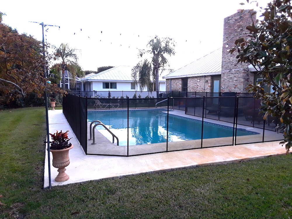 Pool Safety Fence Florida