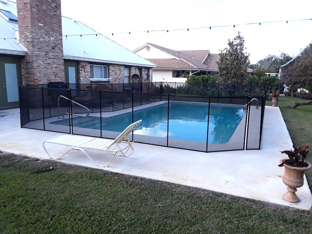 Pool Safety Lake Hamilton Fence