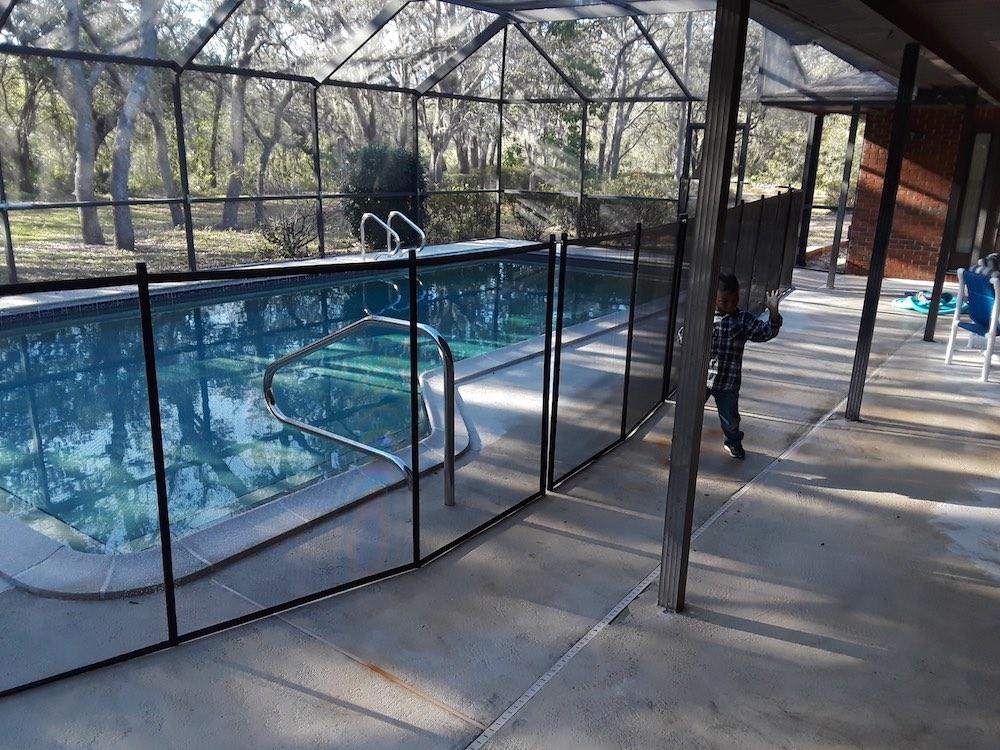 Avon Park Pool Fencing