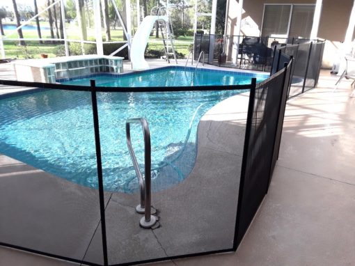Vero Beach Pool Safety Fence
