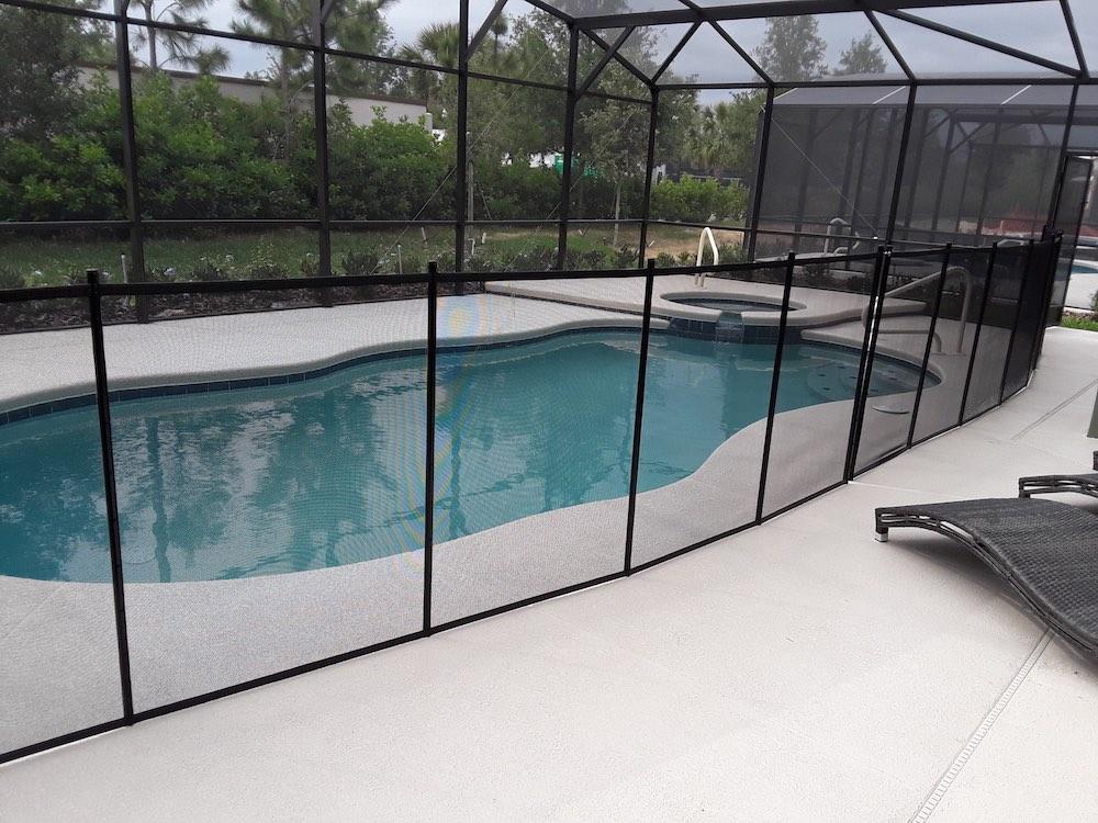 Baby Pool Fence Davenport