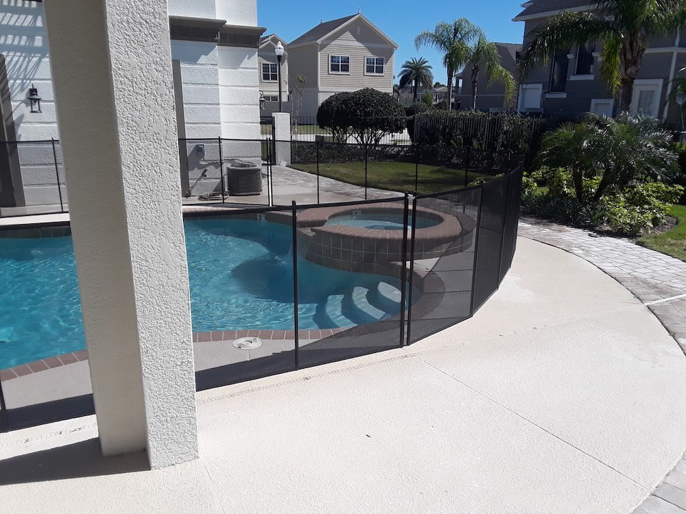 Kissimmee Swimming Pool Fence