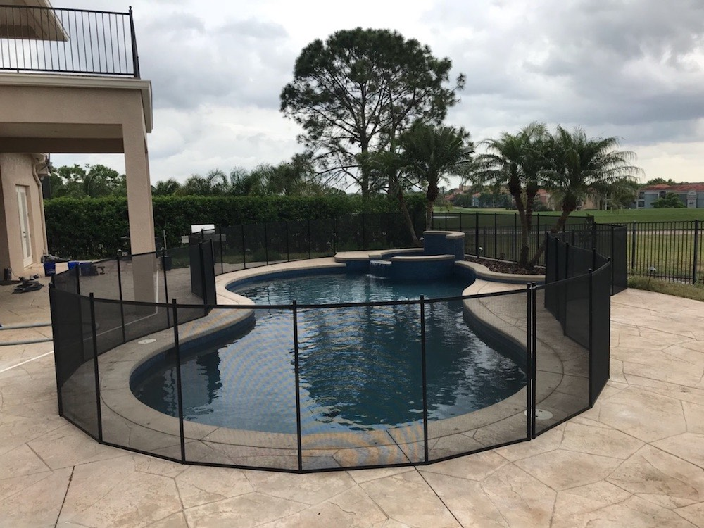 St Lucie Pool Safety Fence