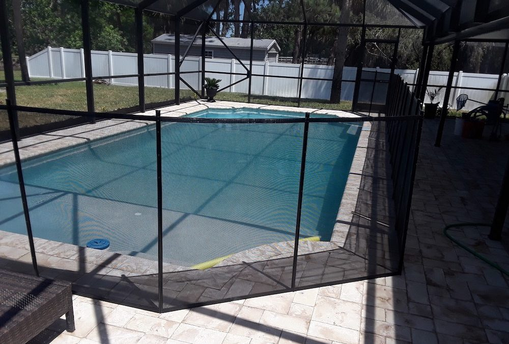 Pool Fence Vero Beach FL