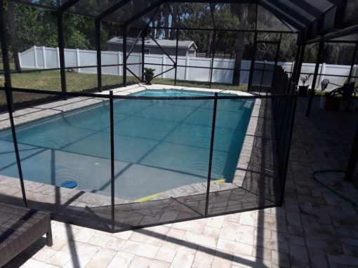 Pool Fence Vero Beach FL