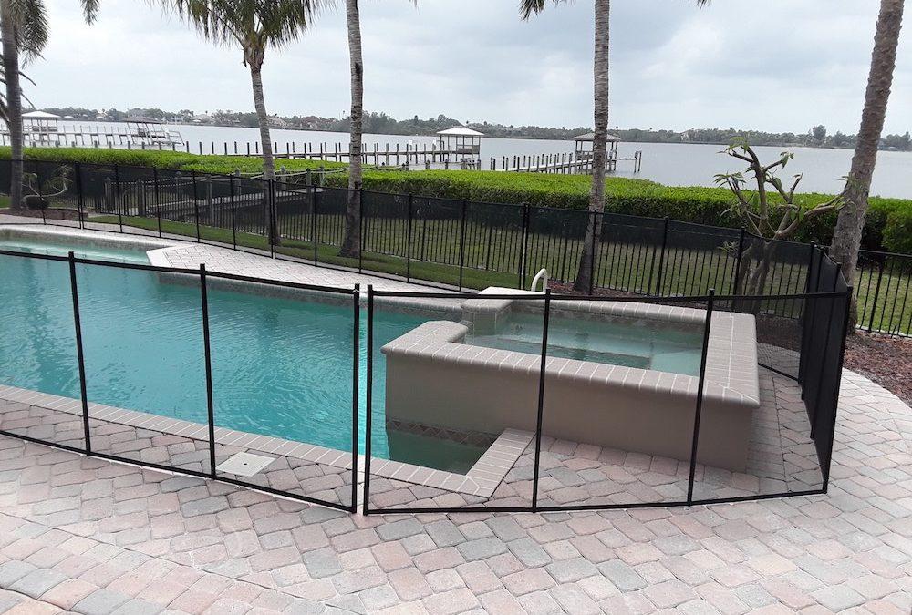 Baby Pool Fence Vero Beach