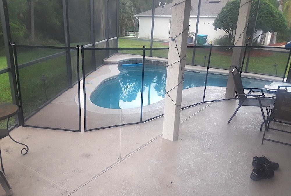 Pool Fence Winter Haven