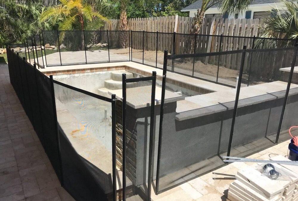 Lake Wales Pool Safety Fence