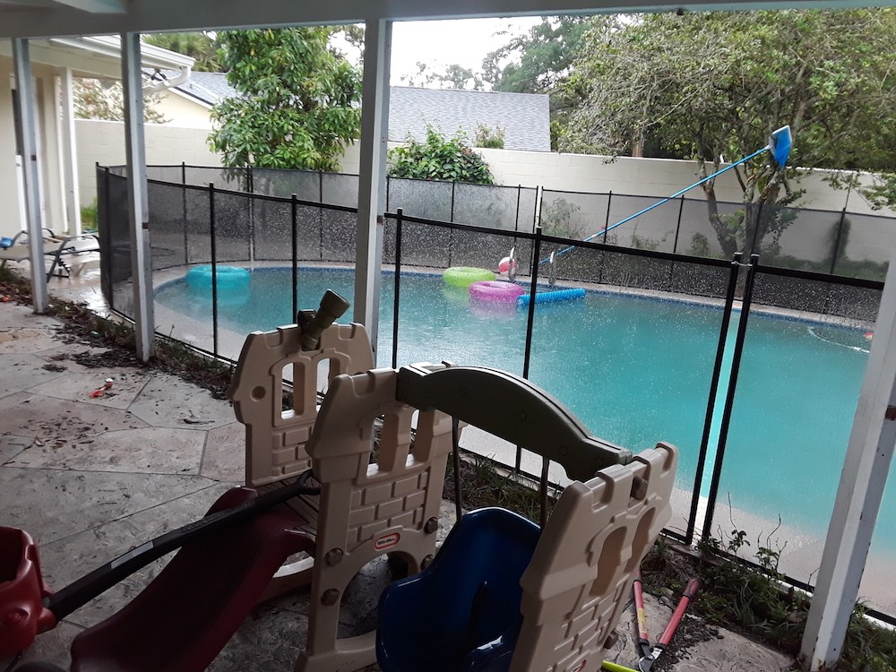 Auburndale Baby Swimming Pool Safety