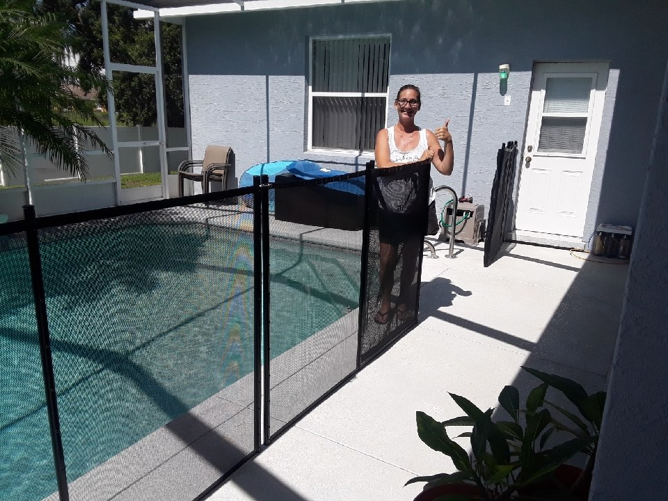 Pool Fence Safety Florida Baby