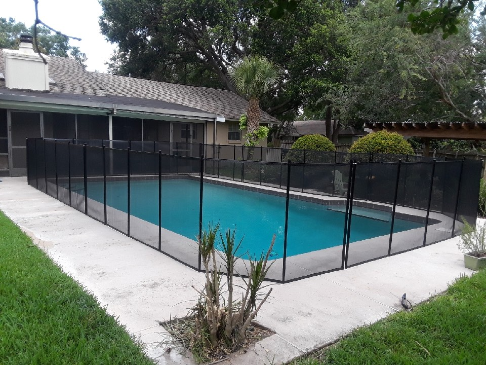 Pool Safety Fencing - Baby Barrier® Pool Fence of Mid Florida