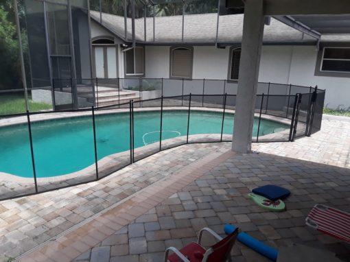 Pools Fence