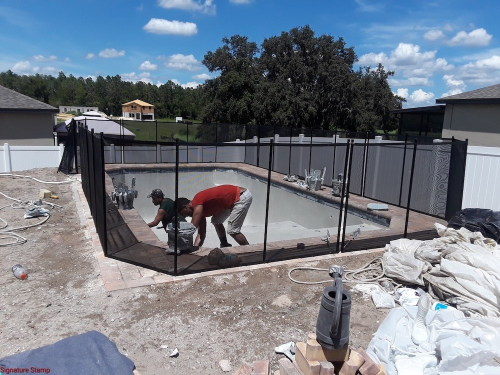 Lake Alfred Swimming Pool Fencing