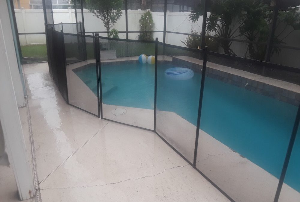 Mulberry Pool Fences