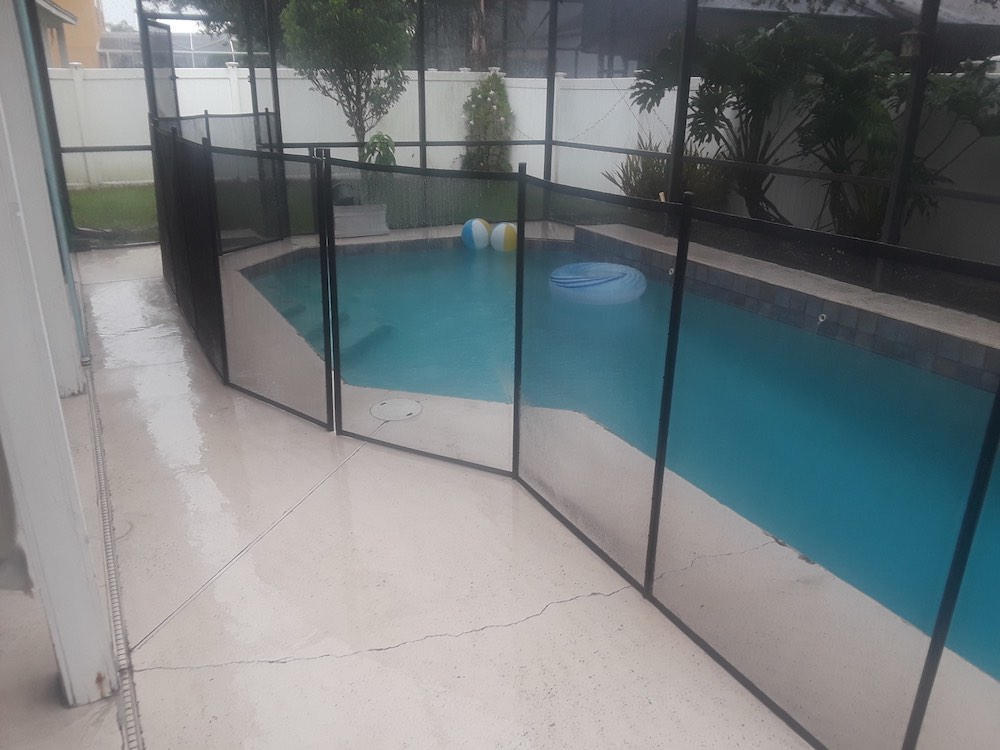 Mulberry Florida Pool Fences