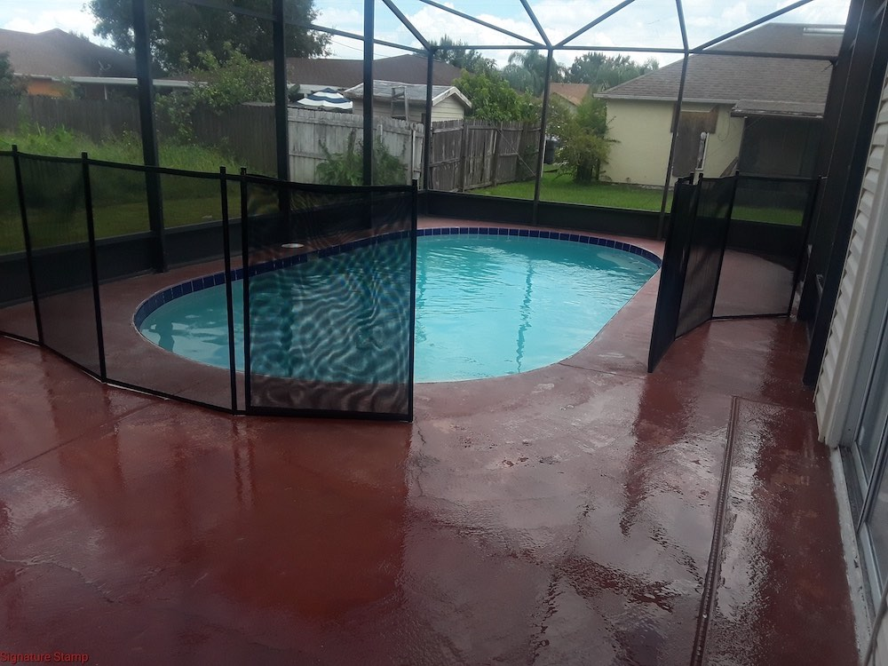 Mulberry Swimming Pool Fences