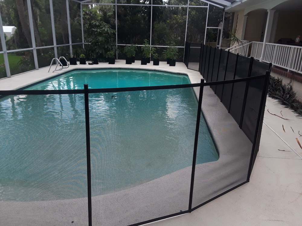 Swimming Clermont Pool Fence