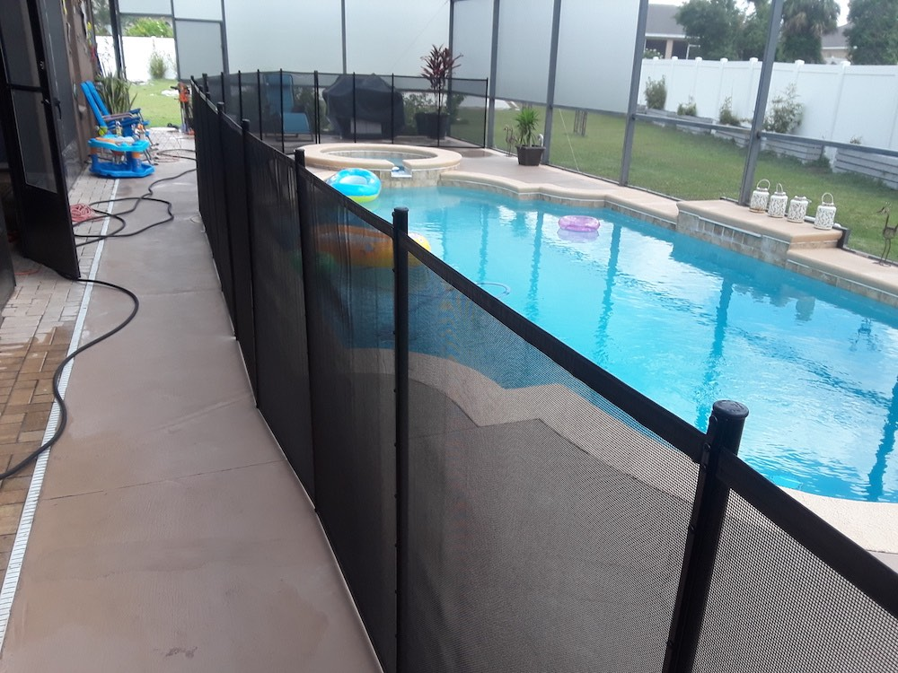 Kissimmee Swimming Safety Pool Fence