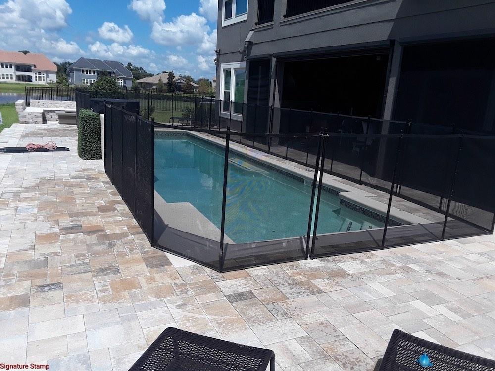 Windermere Baby Pool Fences