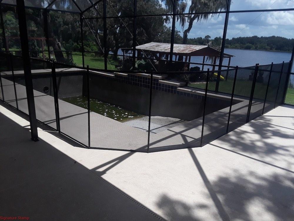 Lakeland Pool Fence Swimming