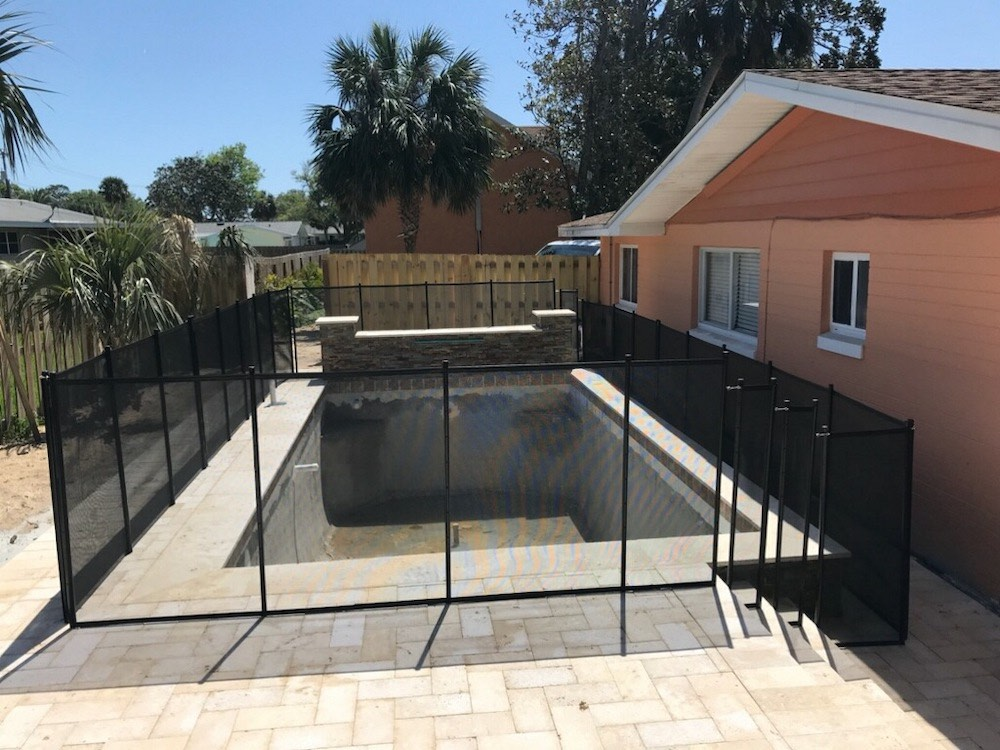 Pool Fence Pool Construction
