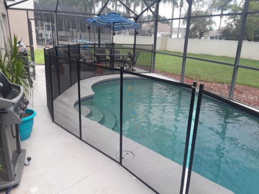 Lake Wales Baby Pool Fence
