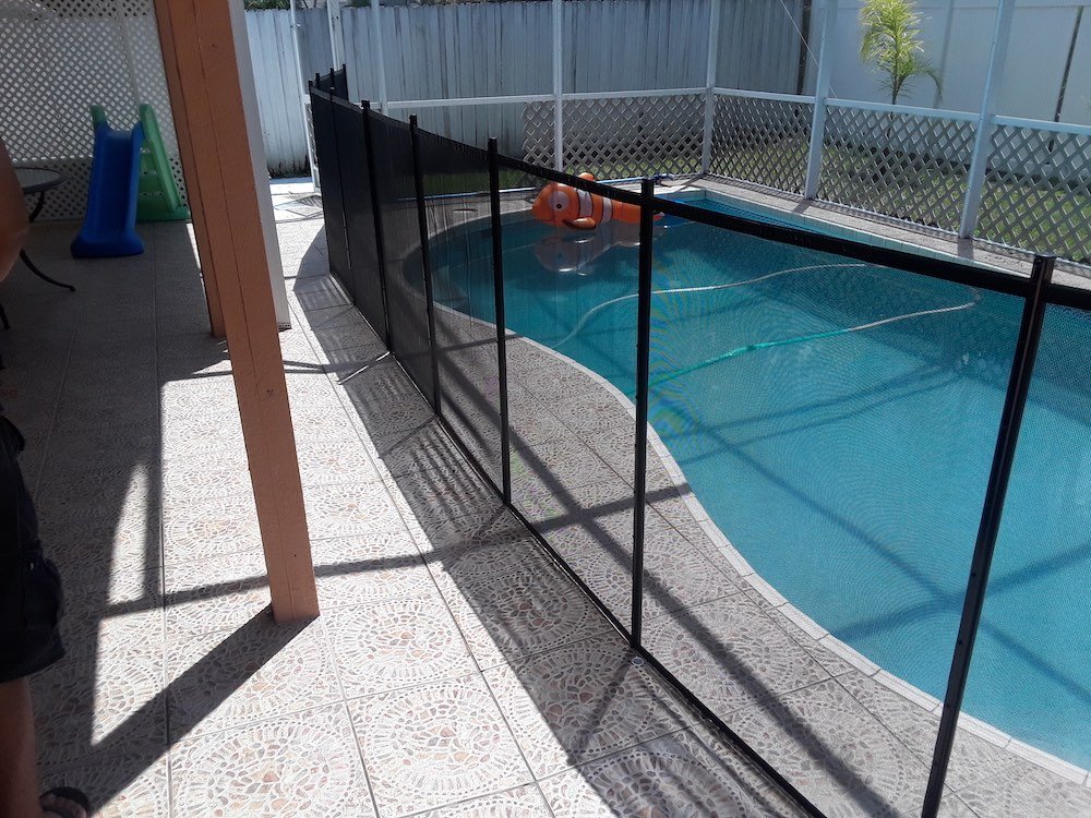 Safety Pool Fence Poinciana