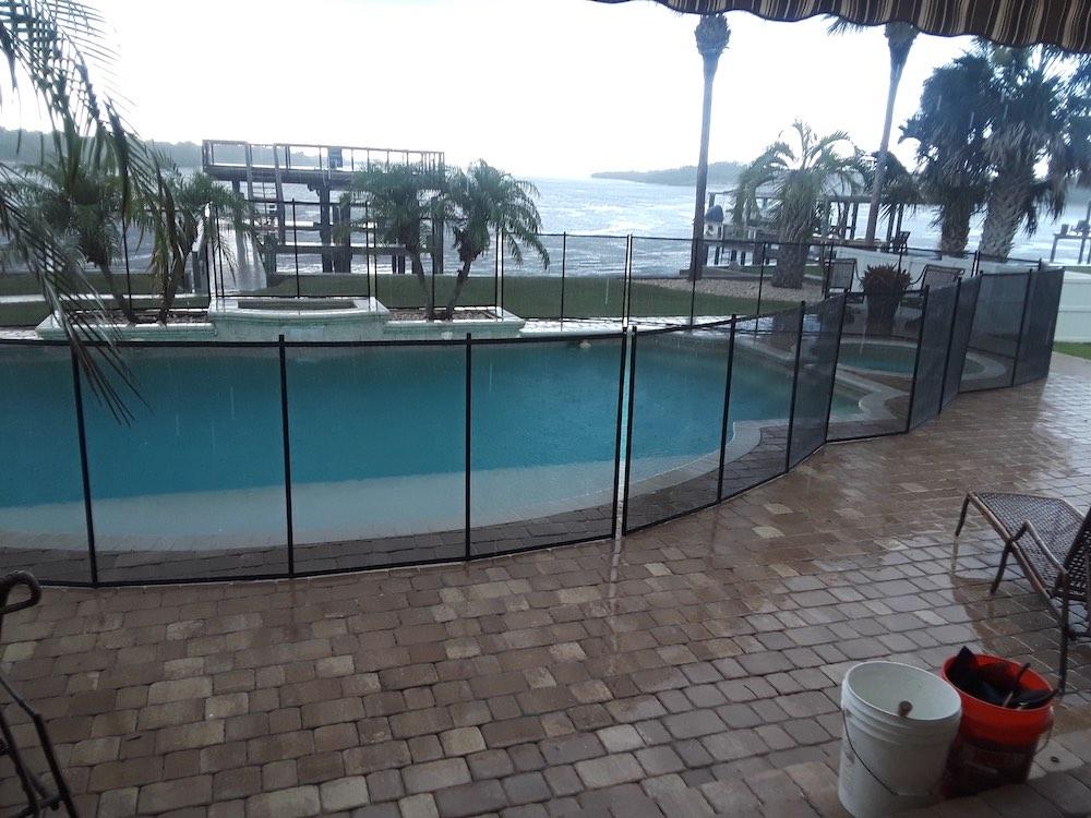 Vero Beach Baby Pool Fences
