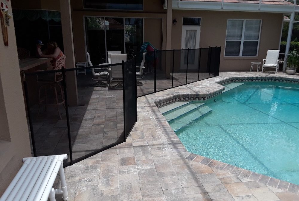 Haines City Swimming Pool Fence