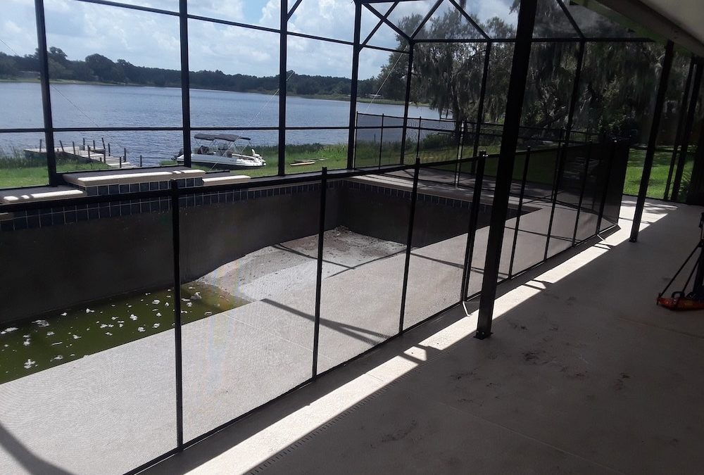 Lakeland Pool Fences
