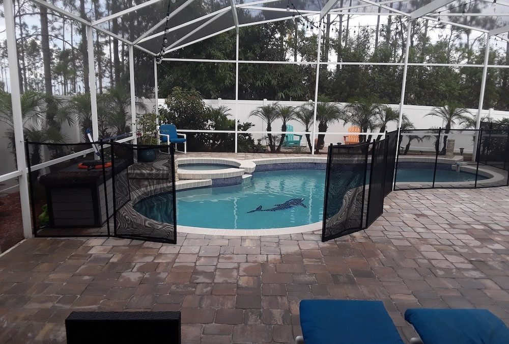 Pool Fence Access