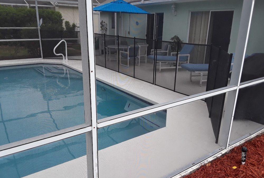 Sebring Swimming Pool Fences