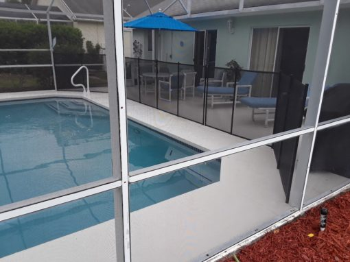 Sebring Swimming Pool Fences