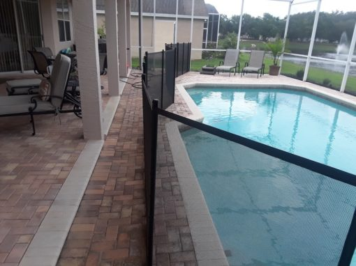 Pool Safety Fence Winter Haven