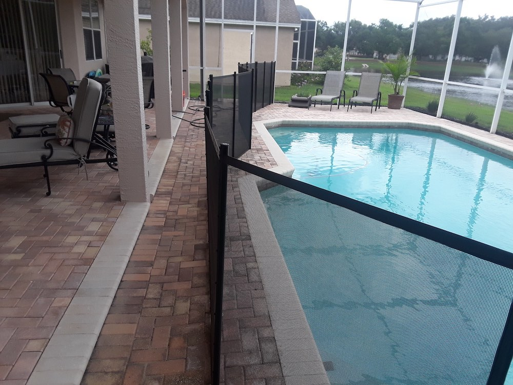 Winter Haven Baby Pool Fences