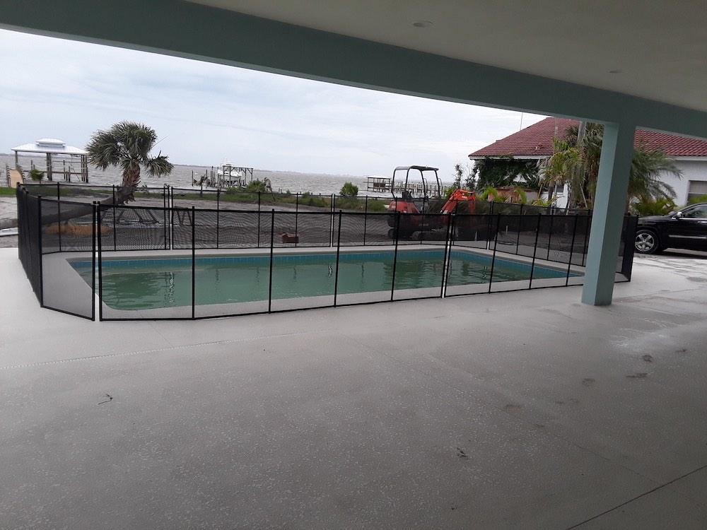 FL Pool Fences Vero Beach Riverfront