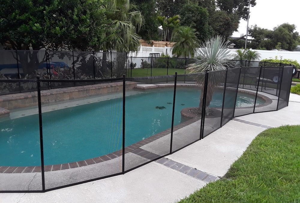 Lakeland FL Pool Fence