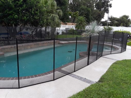 Lakeland FL Pool Fence