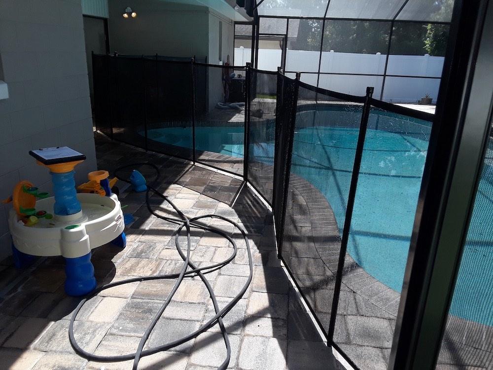 Lakeland Florida Pool Safety Fence