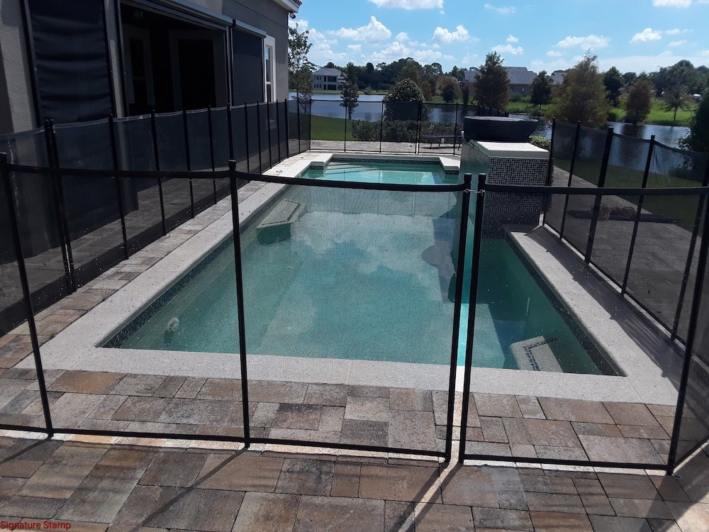 Windermere Pool Safety Fences