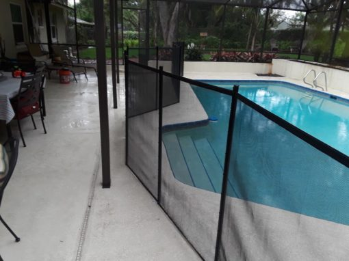 Baby Pool Safety Fence Company