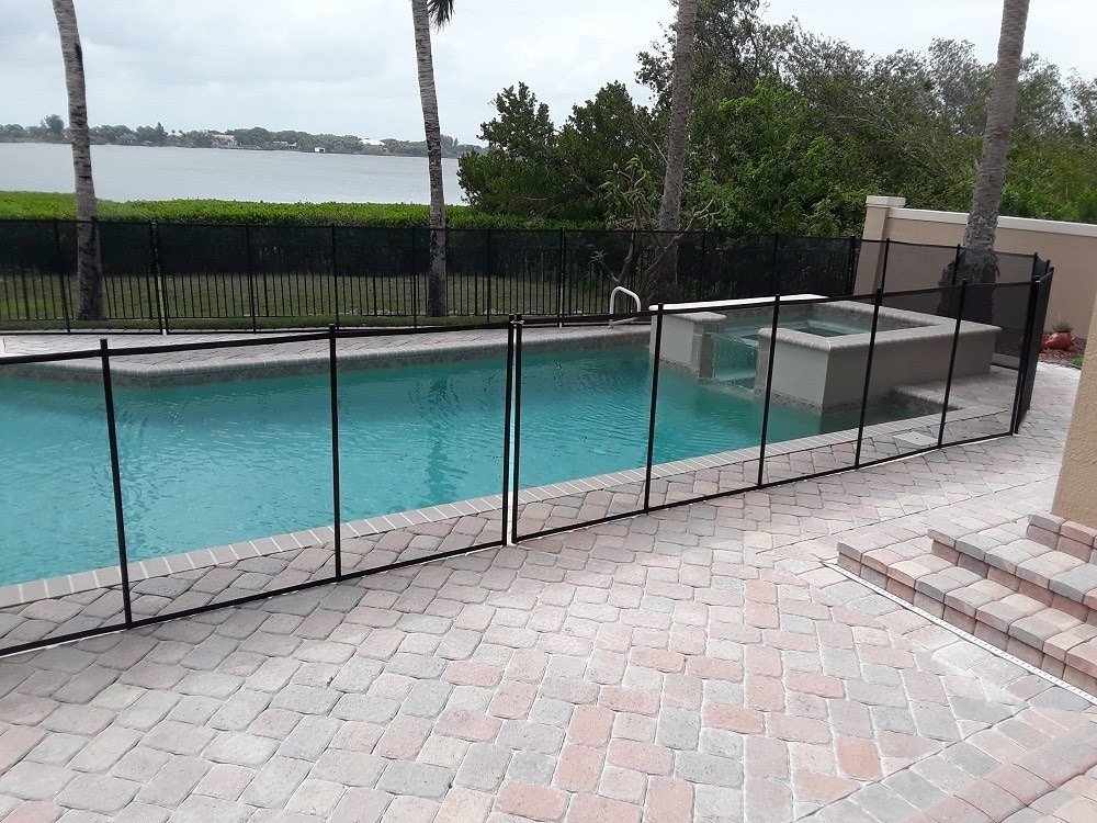 Pool Barrier Safety Fence